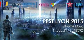 Fest - événement jeu vidéo et eSport inédit