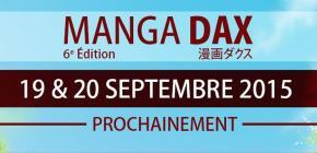 Manga Dax 2015 - 6ème édition