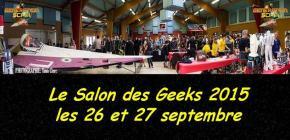 Génération Sci-Fi - 7ème Salon des Geeks