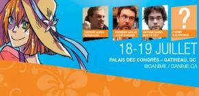 G-Anime Convention 2015 - Summer édition du salon Manga et Anime au Canada