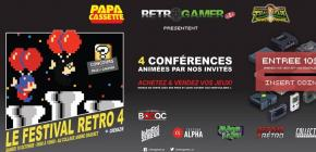 4ème Festival Retro de Retrogamer.ca