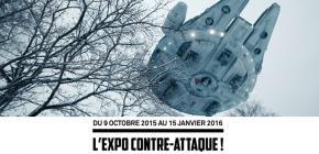 Exposition Star Wars - L'expo contre-attaque à la Galerie Sakura