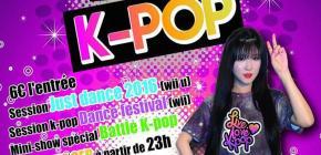 Soirée KPOP SUD PARTY - Just Dance