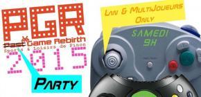 Party Game Rebirth 2015 - Lan et multijoueurs