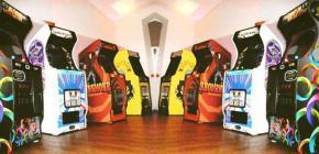 Arcade Maniac - salle d'arcade en libre accès