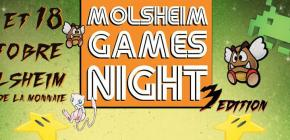 Molsheim Games Night