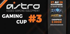 Astrogaming Cup #3
