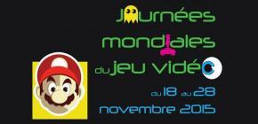 Journées Mondiales du Jeu Vidéo à Boulogne sur Mer