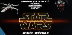 Soirée spéciale Star Wars