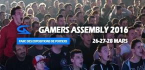 Gamers Assembly 2016 - jeux vidéo et sport électronique