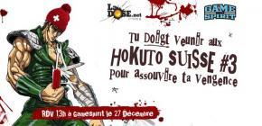 Hokuto Suisse 3ème édition - tournoi jeux d'arcade