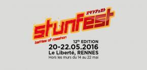 Stunfest 2016 - 12ème édition du Festival des cultures vidéoludiques