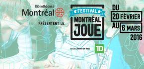 Montréal joue - Jeux indie de Montréal - 2e édition