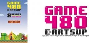 Game 480 Lyon - 480 minutes chrono pour créer un jeu vidéo