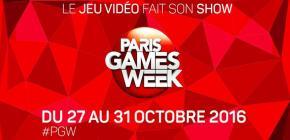 Paris Games Week 2016 - 7ème édition du 1er salon français du jeu vidéo