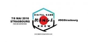 Digital Game'Manga Show Saison 2 - Salon des cultures de l'imaginaire
