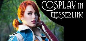 Cosplay in Wesserling