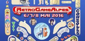 Retro Game Alpes 2016 - Flippers et Retrogaming