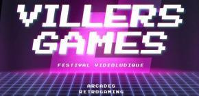Villers Games 2016 - Festival Jeu Vidéo