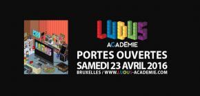 Journée portes ouvertes Ludus Académie Bruxelles