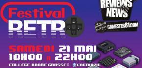 5ème Festival Retro de Retrogamer.ca