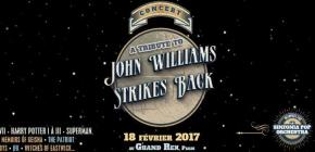 John Williams Strikes Back - Philharmonic Concert