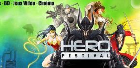 Hero Festival 2016 - troisième édition du salon des héros BD, Jeux vidéo et Séries