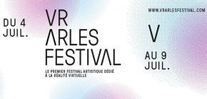 VR Arles Festival - premier festival artistique sur la réalité virtuelle