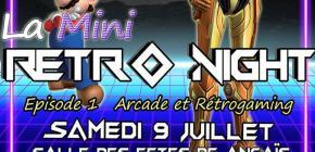 Mini Rétro Night