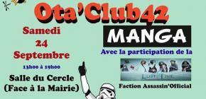 Atelier Manga Ota'Club42
