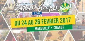 Japan Expo Sud 2017 - 8ème vague à Marseille