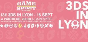 3DS in Lyon - treizième édition