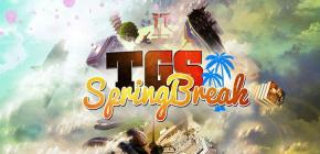 TGS Springbreak 2017 - édition de printemps du Toulouse Game Show