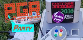 Party Game Rebirth 2016