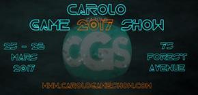 Carolo Game Show - édition 2017 du rendez-vous geek des Ardennes