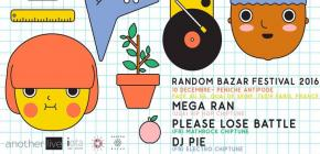 Random Bazar Festival 2016 - Chiptune