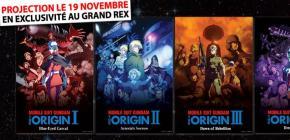 Marathon MS Gundam The Origin