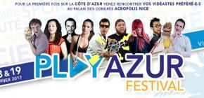 Play Azur Festival 2017