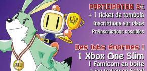 Garden Retro Party #3 - Tournois Bomberman 5 et Pokémon