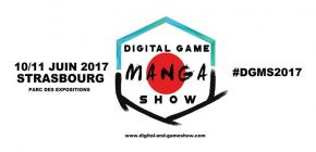 Digital Game Manga Show 2017 - Salon des cultures de l'imaginaire
