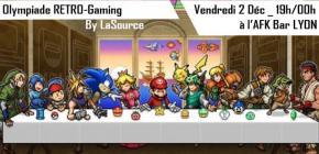 Olympiade Retro-Gaming