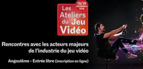 Les Ateliers du Jeu Vidéo - 3 jours de conférences