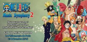 One Piece - Ciné concert symphonique