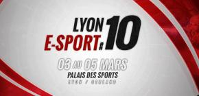 Lyon e-Sport 2017 - 10ème édition de la compétition League of Legends