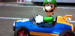 Tournoi Mario Kart au CheckPoint avec Replay