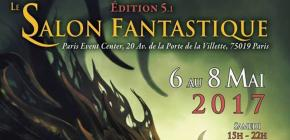 Le Salon Fantastique 2017 - édition 5.1 Monstres