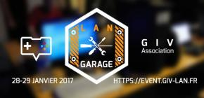 LAN-Party Garage