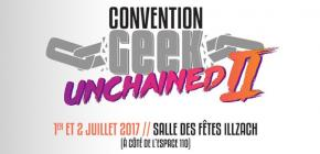Convention Geek Unchained 2017