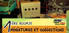 1ère Bourse Miniatures et Collections - Retrogaming