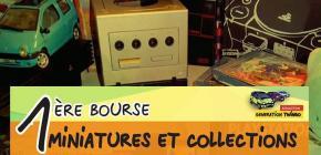 1ère Bourse Miniatures et Collections - Retrogaming